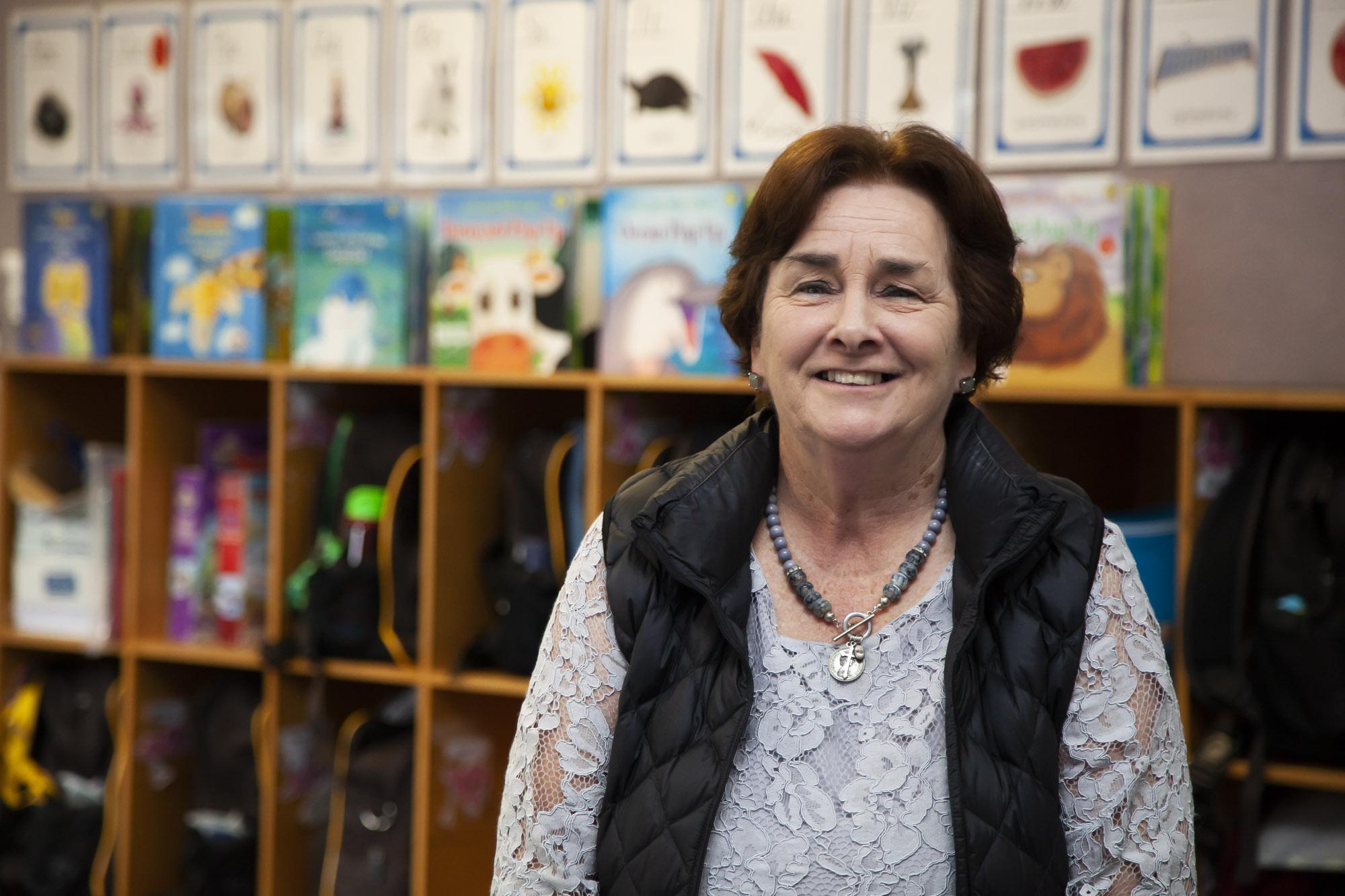 Mrs Madeleine Fernandes