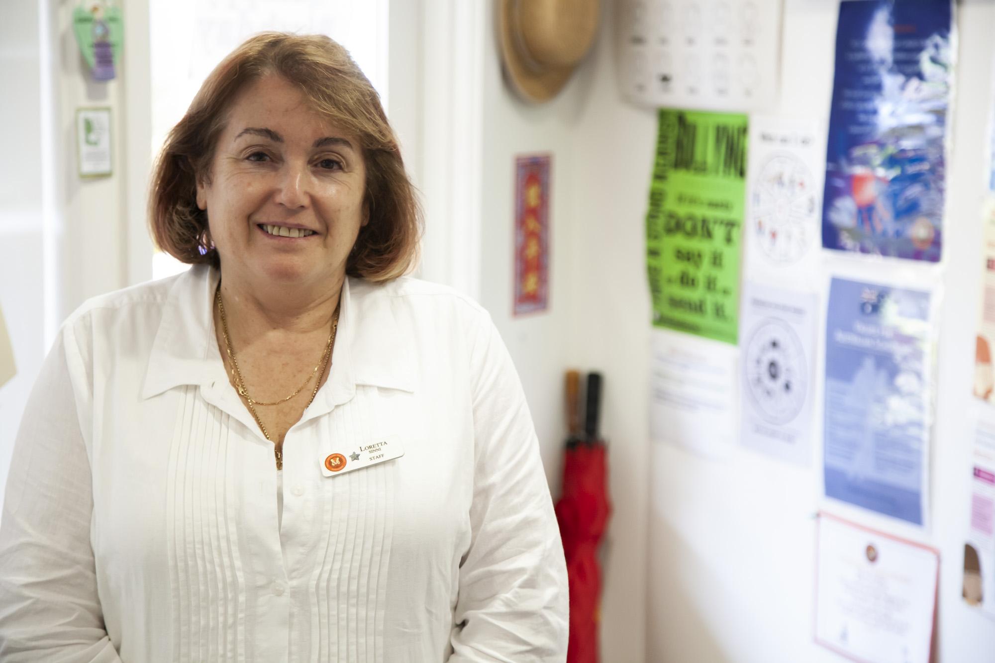 Mrs Loretta Sinni